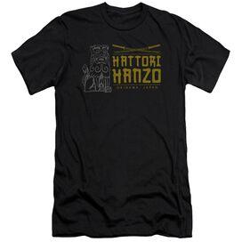 Kill Bill Hanzo Swords Hbo Short Sleeve Adult T-Shirt