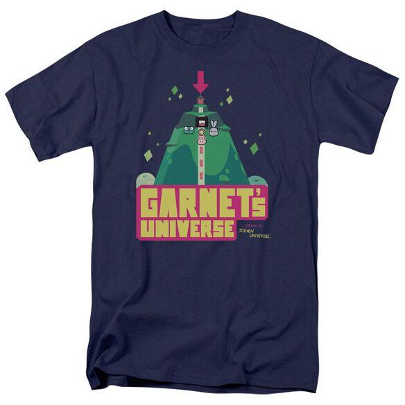 Steven Universe Garnets Universe Short Sleeve Adult T-Shirt