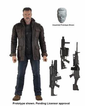 NECA - Terminator Dark Fate (2019) T-800 Action Figure