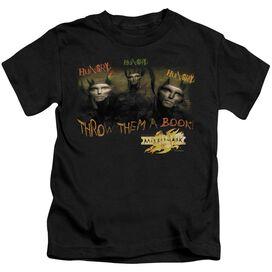 Mirrormask Hungry Short Sleeve Juvenile Black T-Shirt