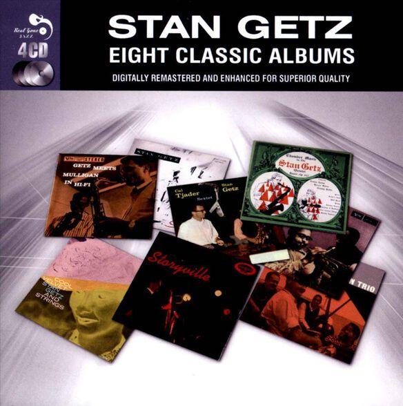8 Classic Albums (Ger)