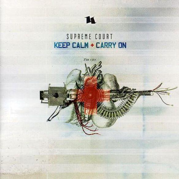 Keep Calm / Carry On