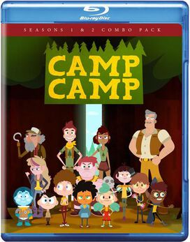 Camp Camp: Seasons 1 and 2 [Blu-ray]