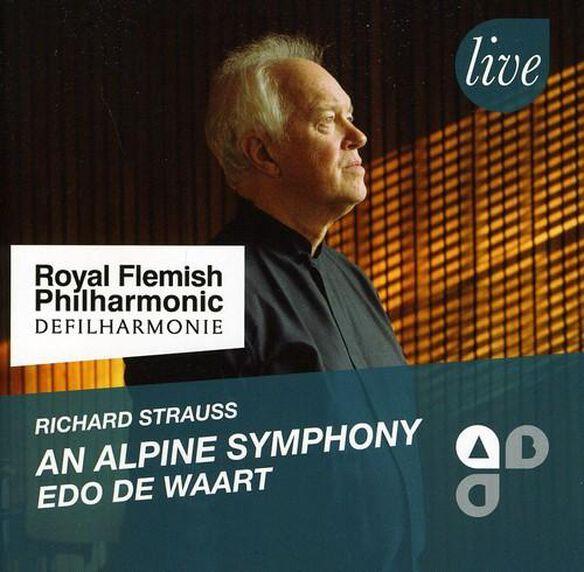 An Alpine Symphony Op. 64 (Jewl)