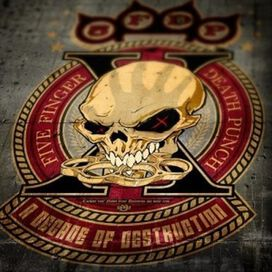 Five Finger Death Punch - Decade of Destruction
