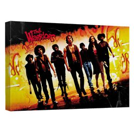 Warriors Walk Quickpro Artwrap Back Board