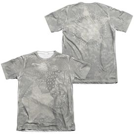 ARMY COUNTRYS CALL (FRONT/BACK PRINT)-ADULT POLY/COTTON T-Shirt
