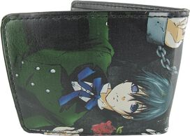 Black Butler Sebastian Ciel Shackle Wallet