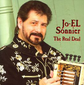 Jo-El Sonnier - Real Deal