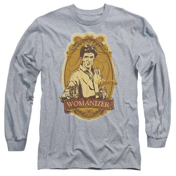 Cheers Womanizer Long Sleeve Adult Athletic T-Shirt