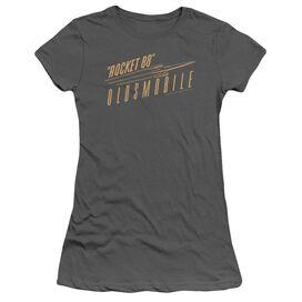 Oldsmobile Retro 88 Short Sleeve Junior Sheer T-Shirt