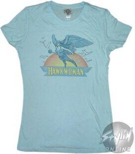 Hawkwoman Baby Tee