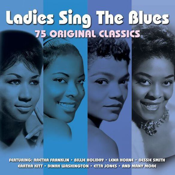 Various Artists - Ladies Sing the Blues / Various