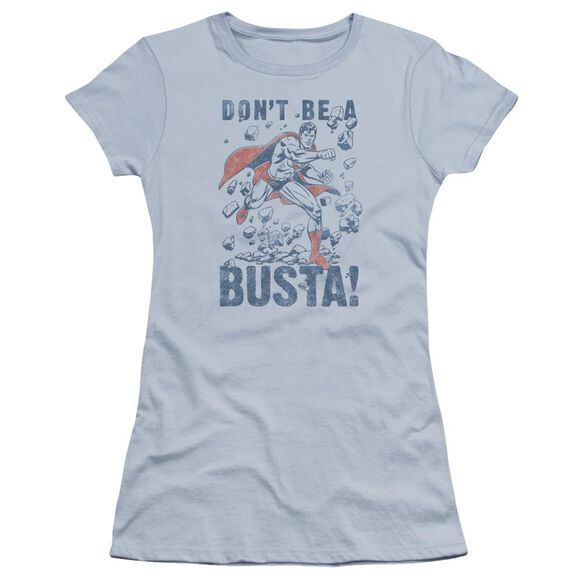 Superman Busta Premium Bella Junior Sheer Jersey Light