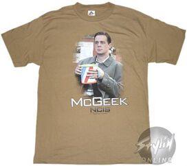 NCIS McGeek T-Shirt