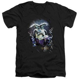 Farscape Rygel Smoking Guns Short Sleeve Adult V Neck T-Shirt