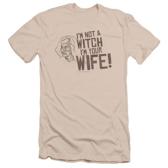 Princess Bride Not A Witch Short Sleeve Adult T-Shirt