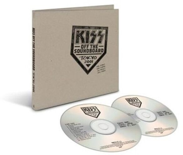 Kiss - Kiss Off The Soundboard: Tokyo 2001