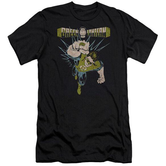 Green Lantern Powerful Short Sleeve Adult T-Shirt