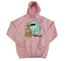 Pusheen Shark Eat Sealcake Women's Hoodie