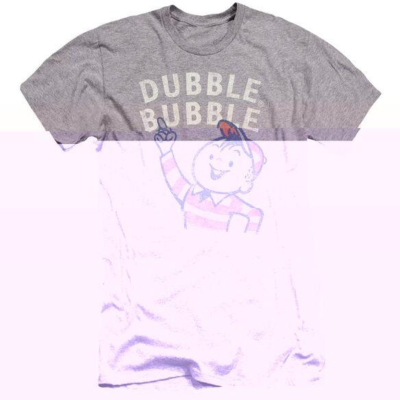 Dubble Bubble Pointing-premuim Canvas Adult Slim Fit