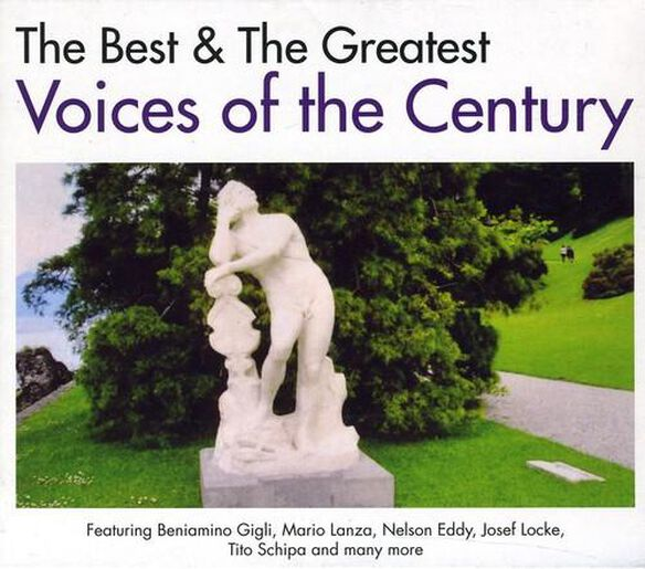 Best & The Greatest Voices Of The Century (Aus)
