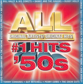 Various Artists - All #1 Hits of the '50s
