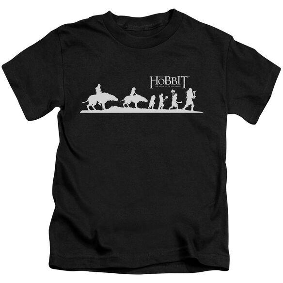 Hobbit Orc Company Short Sleeve Juvenile T-Shirt