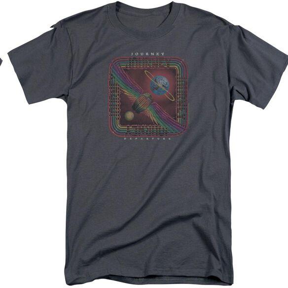 Journey Departure Short Sleeve Adult Tall T-Shirt