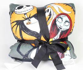 Nightmare Before Christmas Squishy Pillow Set