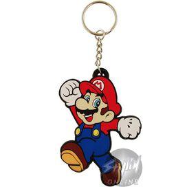 Mario Jump Keychain