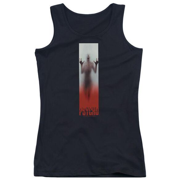 Psycho Poster Juniors Tank Top
