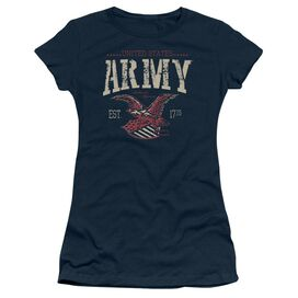 Army Arch Short Sleeve Junior Sheer T-Shirt