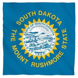 South Dakota Flag Bandana