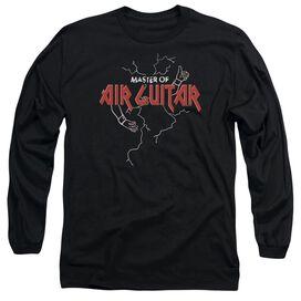 Air Guitar Master Long Sleeve Adult T-Shirt