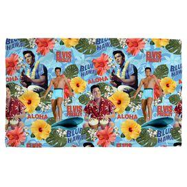 Elvis Presley Blue Hawaii Hand/Golf Towel (16x24)
