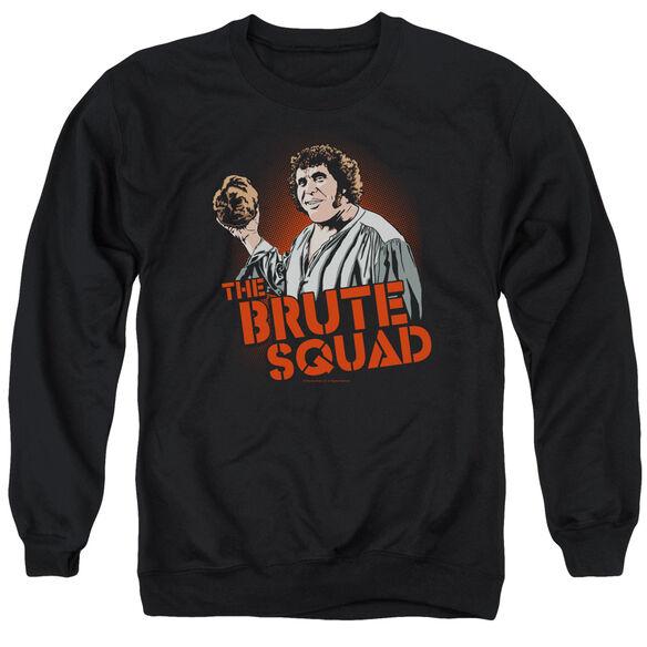 Princess Bride Brute Squad - Adult Crewneck Sweatshirt - Black