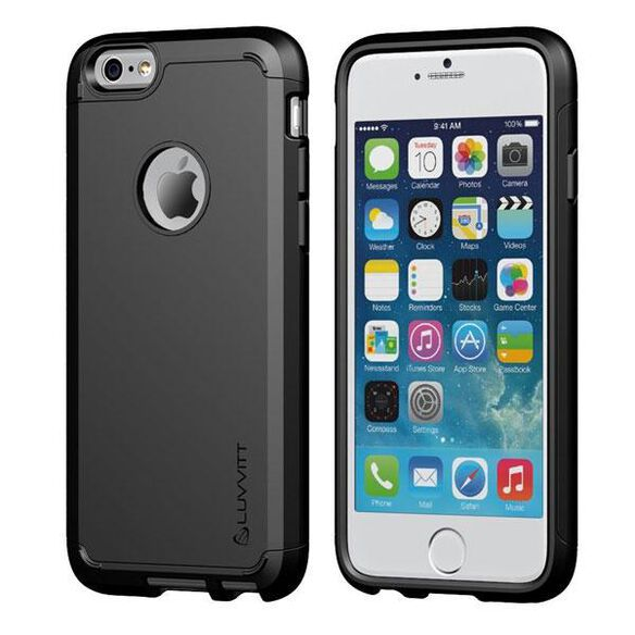 Luvvitt Ultra Armor Apple iPhone 6/6s Plus Phone Case