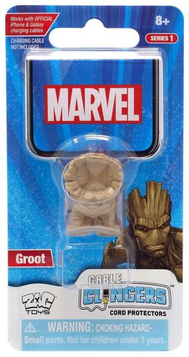 Groot Cable Clingers Cord Protector