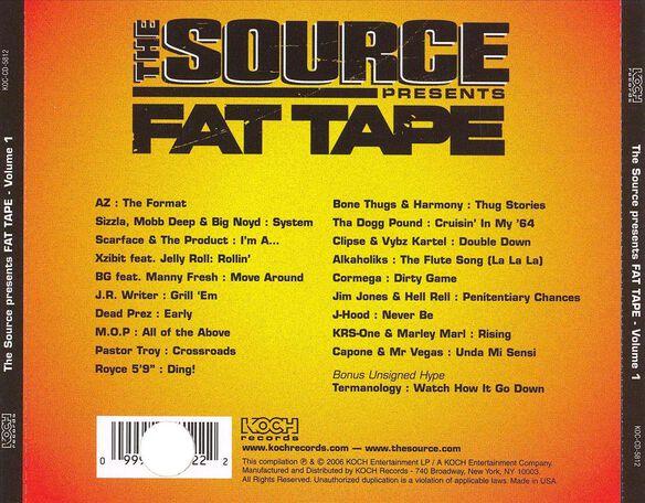 Source Fat Tape V1
