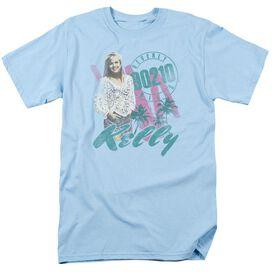 90210 Kelly Vintage Short Sleeve Adult Light T-Shirt