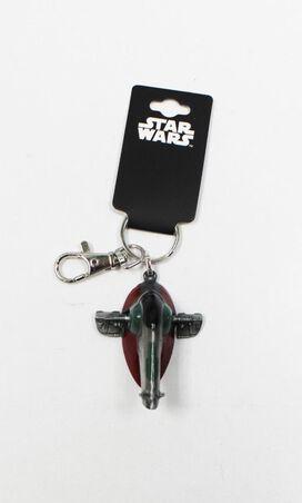 Star Wars - Boba Fett Slave 1 Keychain