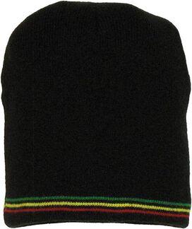 Bob Marley Flag Logo Beanie