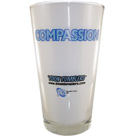 Green Lantern Compassion Glass