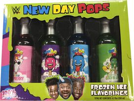 WWE: New Day Popsicle refill kit