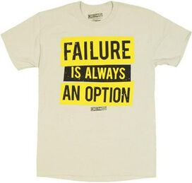 MythBusters Failure T-Shirt