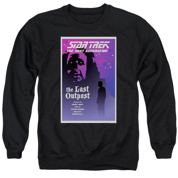 Star Trek Tng Season 1 Episode 5 Adult Crewneck Sweatshirt