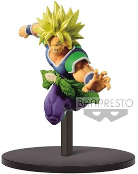 Dragon Ball Super - Match Makers Figure Collection Super Saiyan Broly Collectible PVC Figure