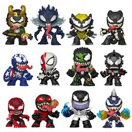 Funko Mystery Mini: Marvel Venom Blind Box