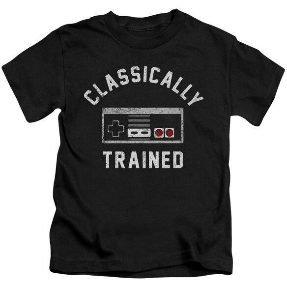 Classically Trained Short Sleeve Juvenile T-Shirt